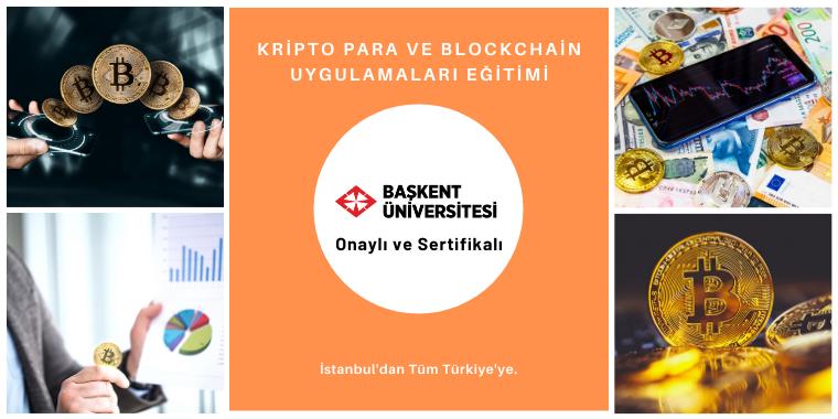 Kripto Para ve Blockchain Uygulama Eğitimleri ( * YENİ EĞİTİM )